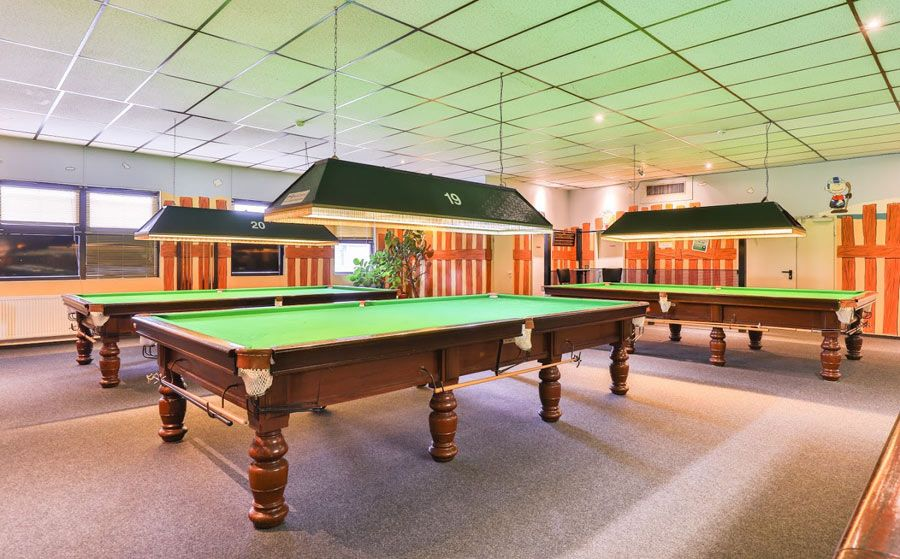 Snooker Hannover